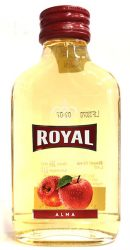 Royal Alma likőr 0.1 12/#  (28%)