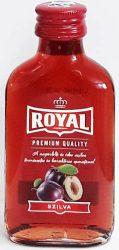 Royal Szilva likőr 0.1 12/#  (28%)