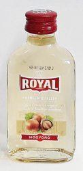 Royal Mogyoró likőr 0.1 12/#  (28%)