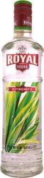 Royal vodka gyógynöv. 0.5 Citromfű 15/#  (37,5%)