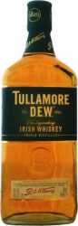 Tullamore Dew whisky 0.7   (40%)