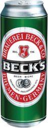 Beck's  dobozos 0.5