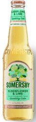 Somersby Elderflower-Lime 0.33l (bodza)  24/#