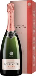 Bollinger Rosé Brut Champagne PDD 0.75l