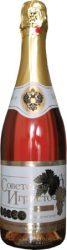 Szovjetszkoje Igr. félszáraz rosé pezsgő 0.75