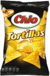 Chio Tortilla Nacho Sajtos chips 125 g  10/#