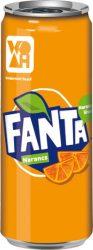 Fanta Narancs 0.25l dob.     24/#