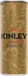 Kinley Gyömbér 0.25l dob.     24/#