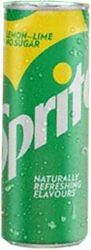 Sprite Fresh 0.25l dob.     24/#
