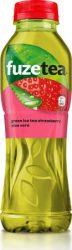 Fuzetea Zöld Tea Eper Stevia   0.5l      12/#