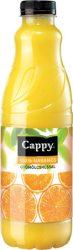 Cappy Narancs Gyüm.hússal 100%  1,0l    6/#