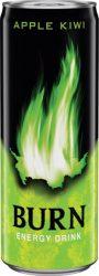 Burn Apple Kiwi energiaital  0.25 12/#