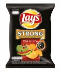 Lay's  Strong Chili-Lime 65g 14/#