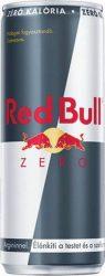 Red Bull ZERO energia ital 0.25  24/#
