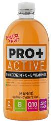 PRO+ Active Q10, C- és B -Vitamin - Mangó 0,75l  6/#