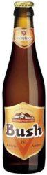 Bush Ambrée félbarna sör 0,33l  12%