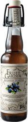 Fóti Fruit Garden Áfonyás Porter szűretlen barna sör 6% 0.33l.