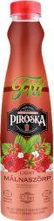 Piroska Light Fitt Málna ízű  0.7 PET 8/#