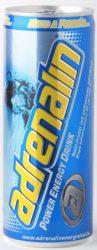 Adrenalin Power Drink 0.25 dob. 24/#