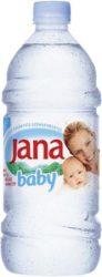 Jana Baby ásványvíz 1,0 l